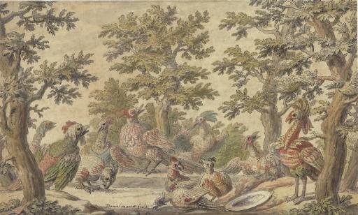 Daniel Marot (Paris circa 1663