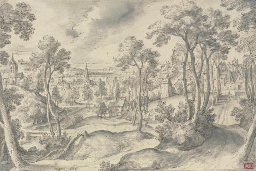 Hans Bol (Mechelen 1534-1593 A