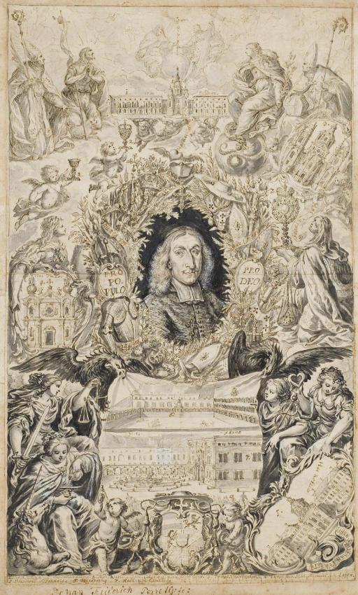Johann Friedrich I Pereth (Sal