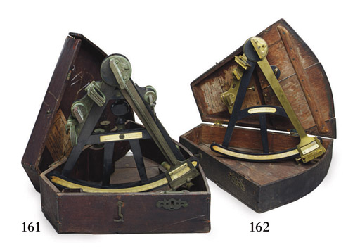 A 19th Century Octant**
