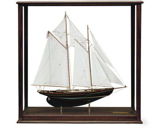 A static display model of the