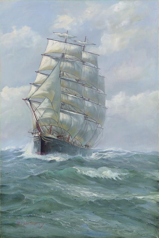 Michael J. Whitehand (British
