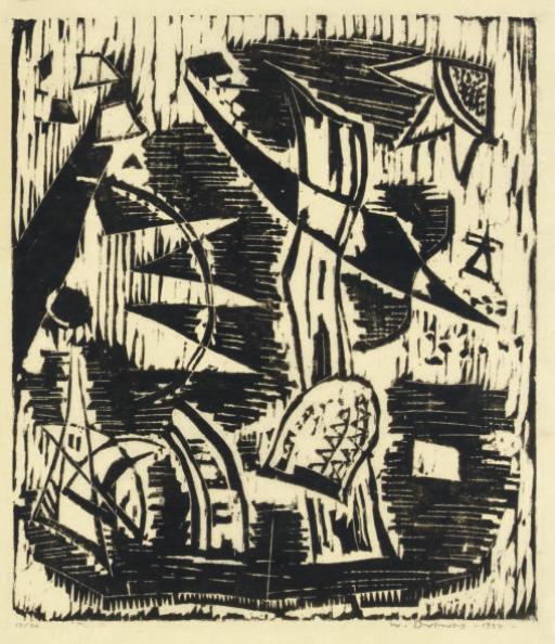WERNER DREWES (1899-1985)