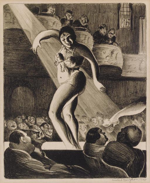 MABEL DWIGHT (1876-1955)