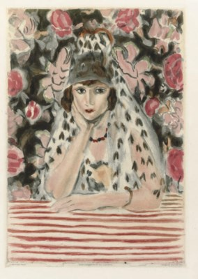 AFTER HENRI MATISSE BY JACQUES