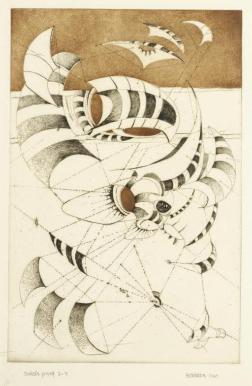 LEE BONTECOU (B. 1931)