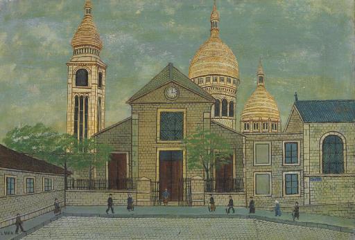 Eglise Saint Pierre de Montmartre