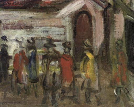 Sacha Moldovan (1901-1982)