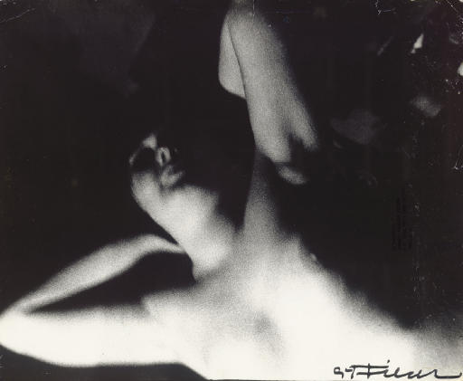 Reclining Nude, 1972