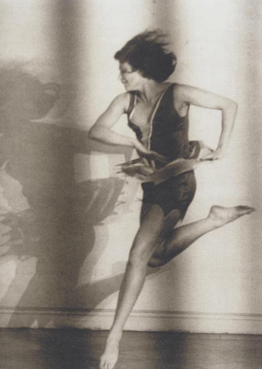 Claire Bauroff, Dancer, 1929