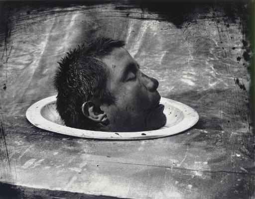 Head of a Dead Man, Mexico City, 1990