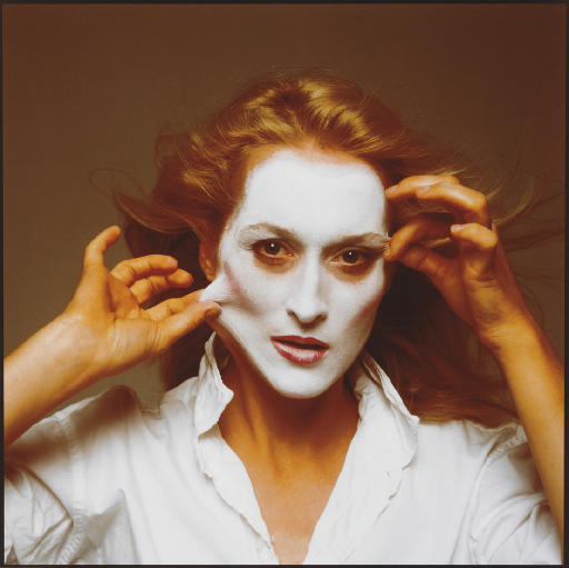 Meryl Streep, New York, 1981