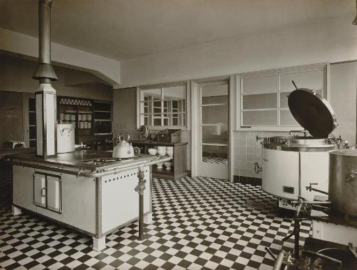 Untitled (Industrial kitchen), 1929