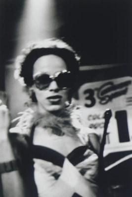 NAN GOLDIN (b. 1953)