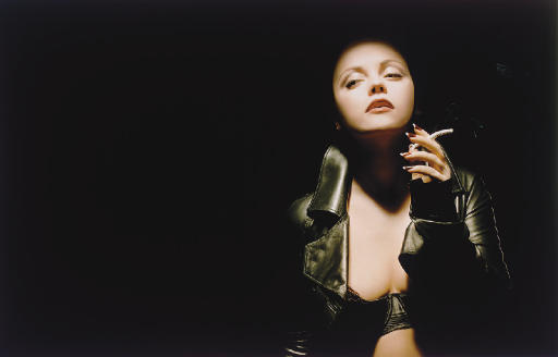 Christina Ricci, Portrait with Cigarette, Los Angeles, 2003