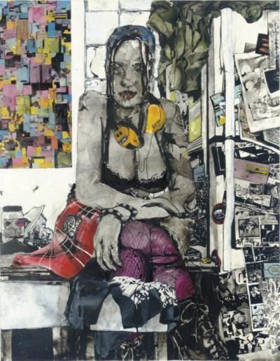 Zak Smith (b. 1976)