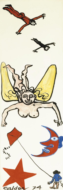 Alexander Calder (1898-1987)
