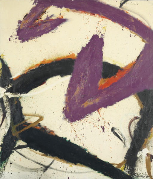 Norman Bluhm (1920-2000)