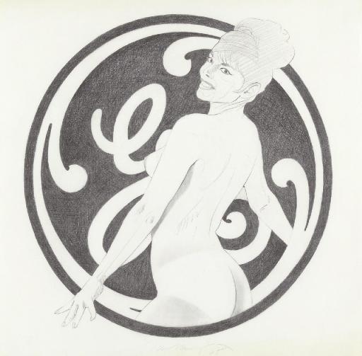 Mel Ramos (b. 1935)