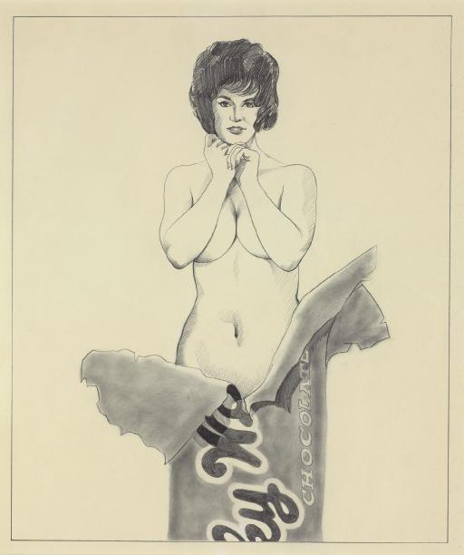 Mel Ramos (b. 1934)