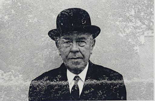 DUANE MICHALS (B. 1932)