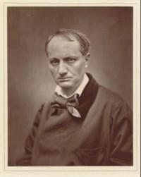 Charles Baudelaire, c. 1860
