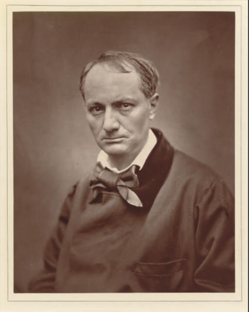 Charles Baudelaire, c. 1860