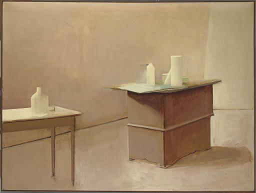 Studio Still Life - # 2 Skowhegan