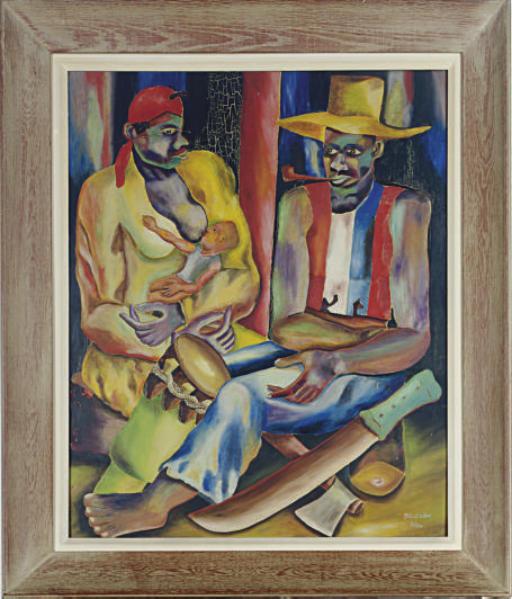Dieudonné L. Cédor (Haitian, B