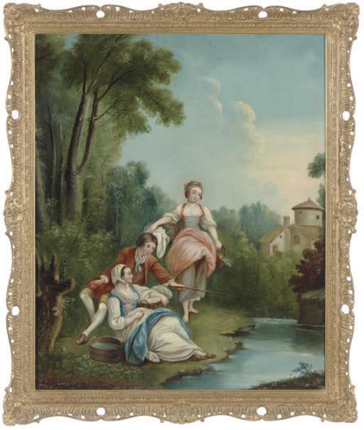 Manner of François Boucher