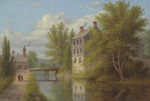 William Rickarby Miller (1818-