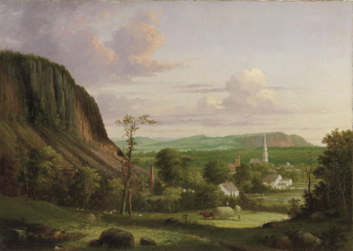 George Henry Durrie (1820-1863)