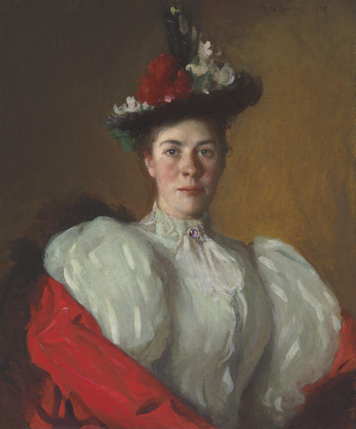 Portrait of Katherine Cavenaugh
