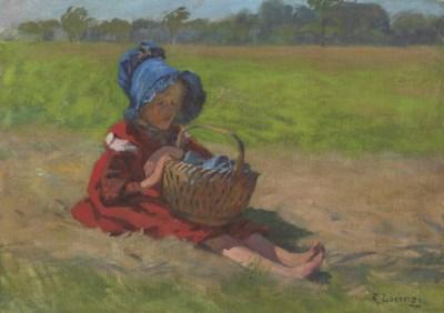 Richard Lorenz (1858-1915)