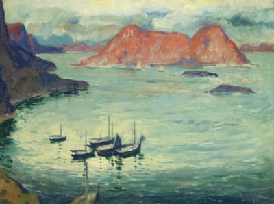Jonas Lie (1880-1940)