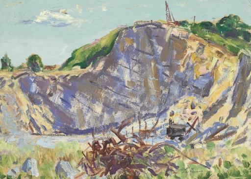 Alfred Henry Maurer (1868-1932