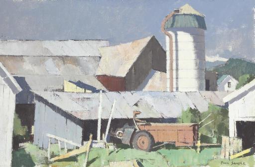 Barnyard Roofs