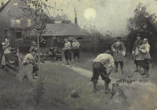 Howard Pyle (1853-1911)