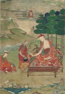 Tibet, 19th century