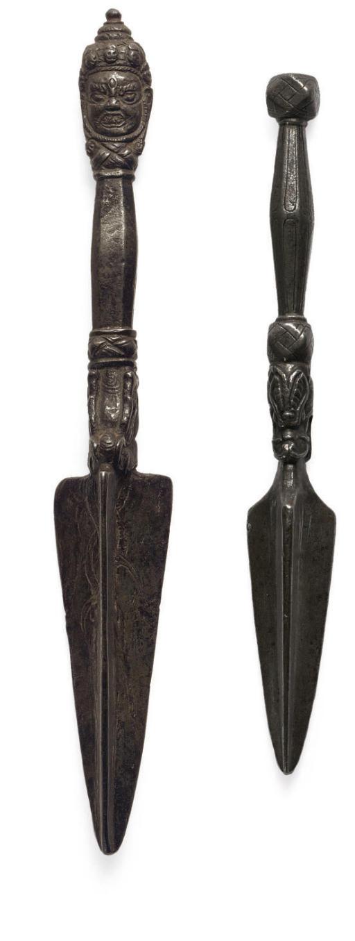 Two Iron Purbhus