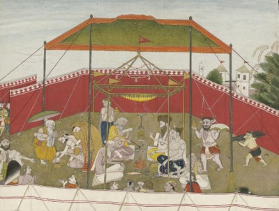 India, Kangra, circa 1780
