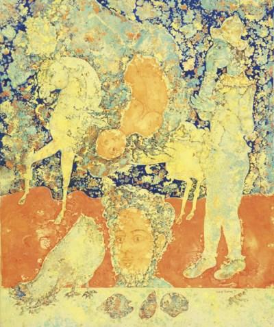 SAKTI BURMAN (B. 1935)