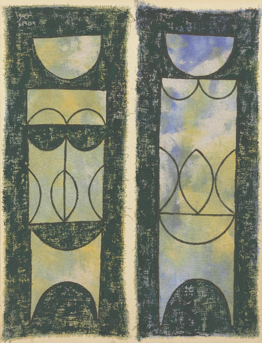 ANWAR JALAL SHEMZA (1928-1985)