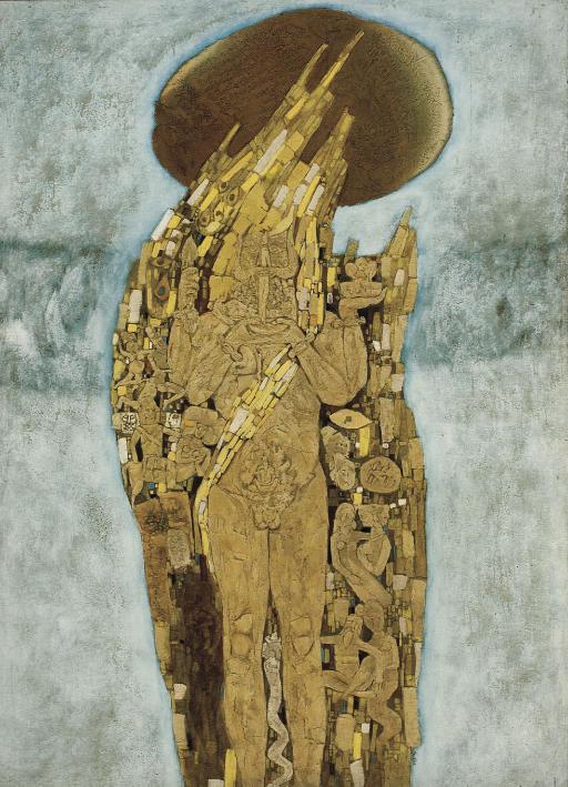 ARUP DAS (1924-2004)