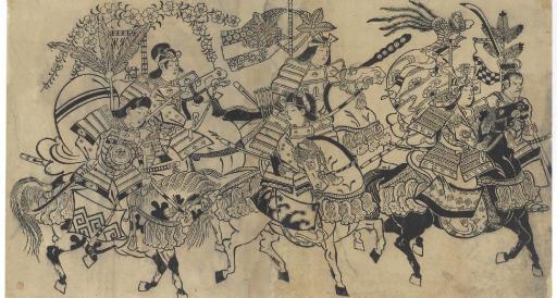 Sugimura Jihei (act. ca. 1681-
