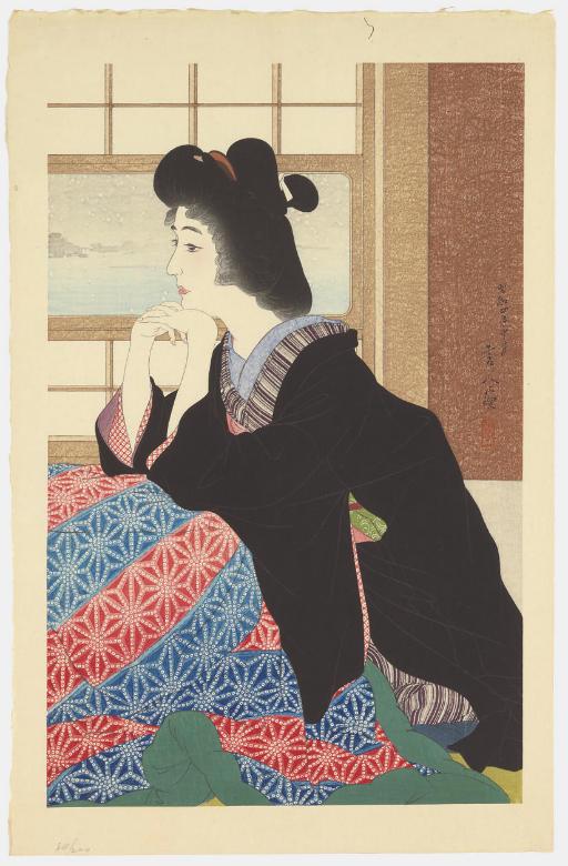 Torii Kotondo (1900-1976)