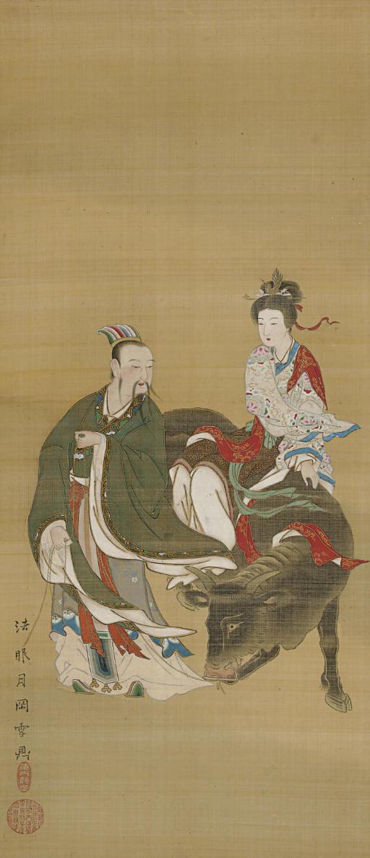 Tsukioka Settei (1710-1786)