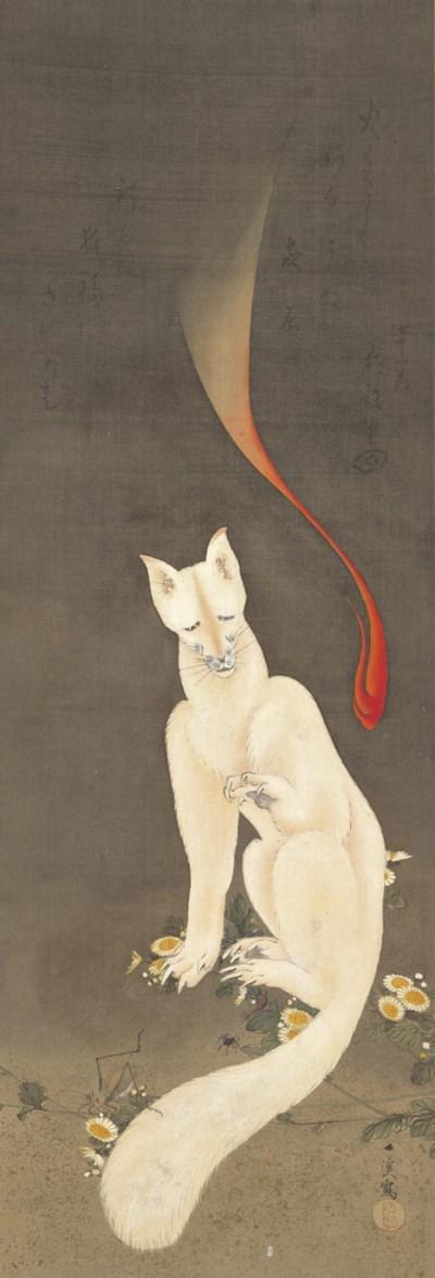 Yoshikawa Ikkei (1763-1837)