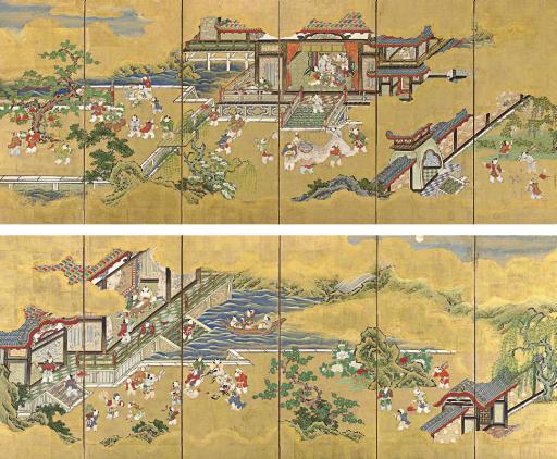 Kano Nuinosuke (18th Century)