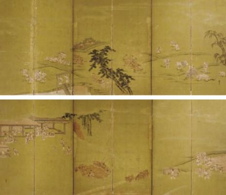 Kano school (18th-19th Century